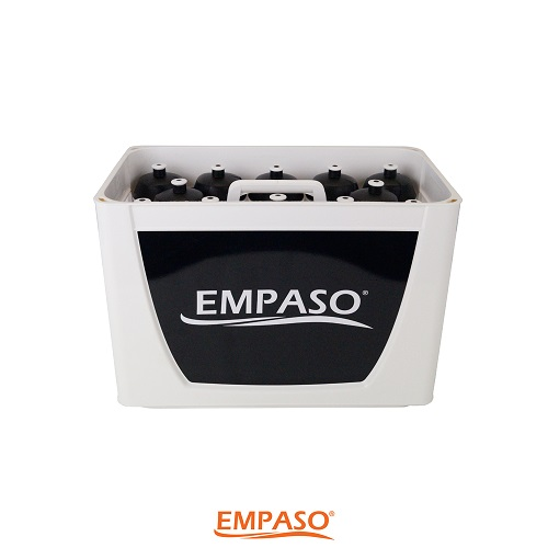 EMPASO Porte Gourdes Football - White & Black